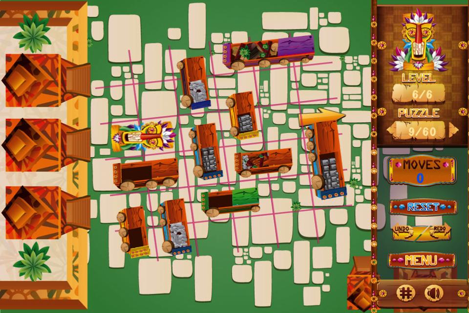 Screenshot Tiki Slide Lite